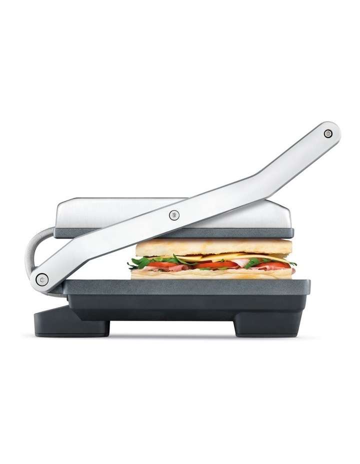 The Toast & Melt 4 Slice Sandwich Press: Stainless Steel BSG540BSS image 5