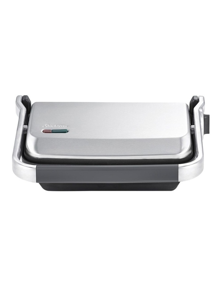 Compact Cafe Press: Stainless Steel GR8250B image 1