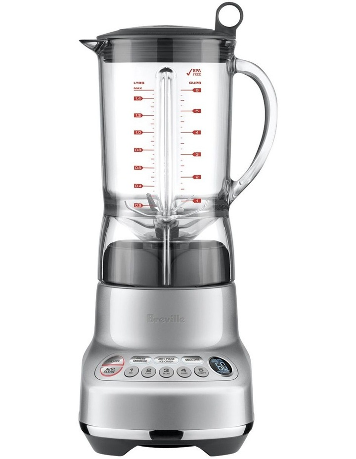 The Fresh & Furious Blender: Silver BBL620SIL image 1