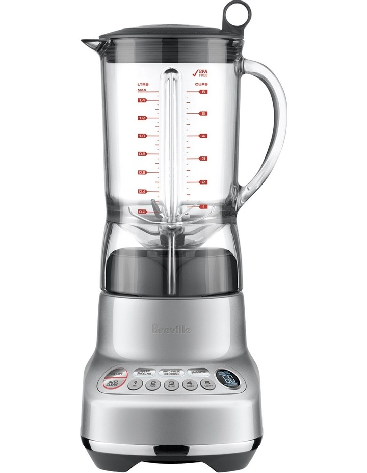 The Fresh and Furious Blender:Silver BBL620SIL image 1