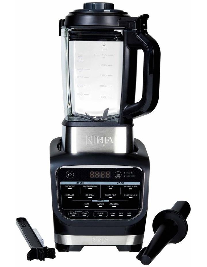 Foodi Cold & Hot Blender Black/Silver HB150 image 1