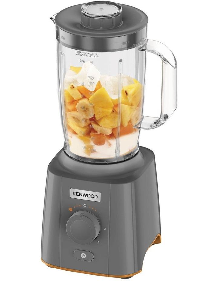Blend-X Fresh Blender Grey/Orange BLP41A0GO image 1