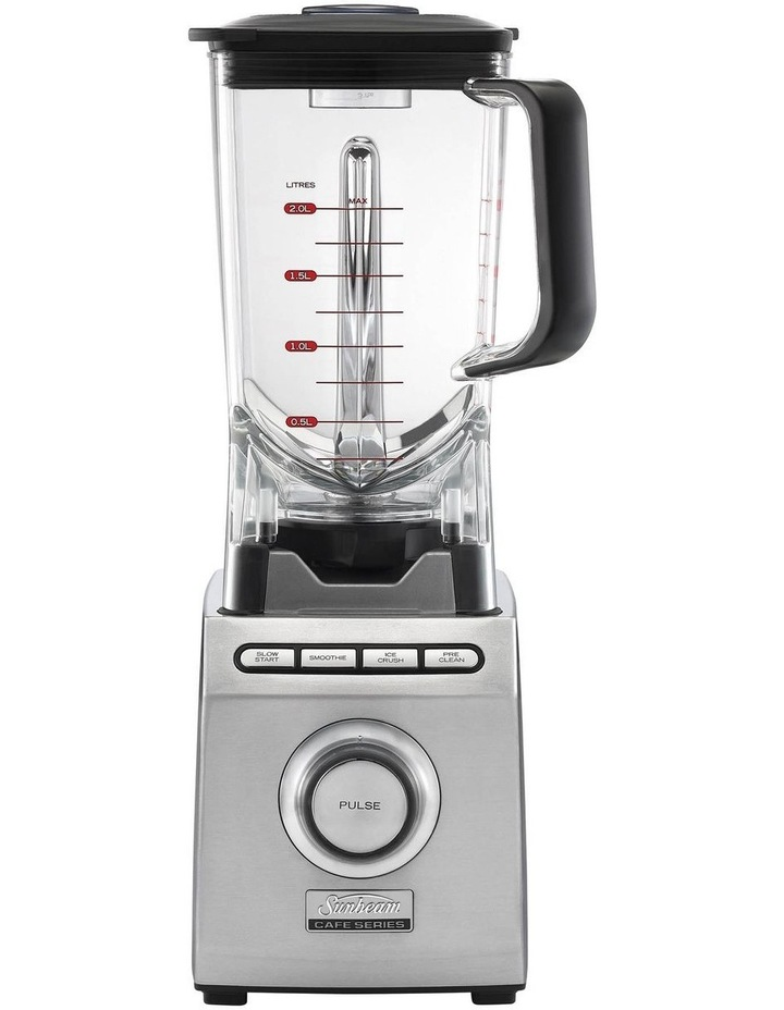 Cafe Series Blender Stainless Steel PB9800 image 1