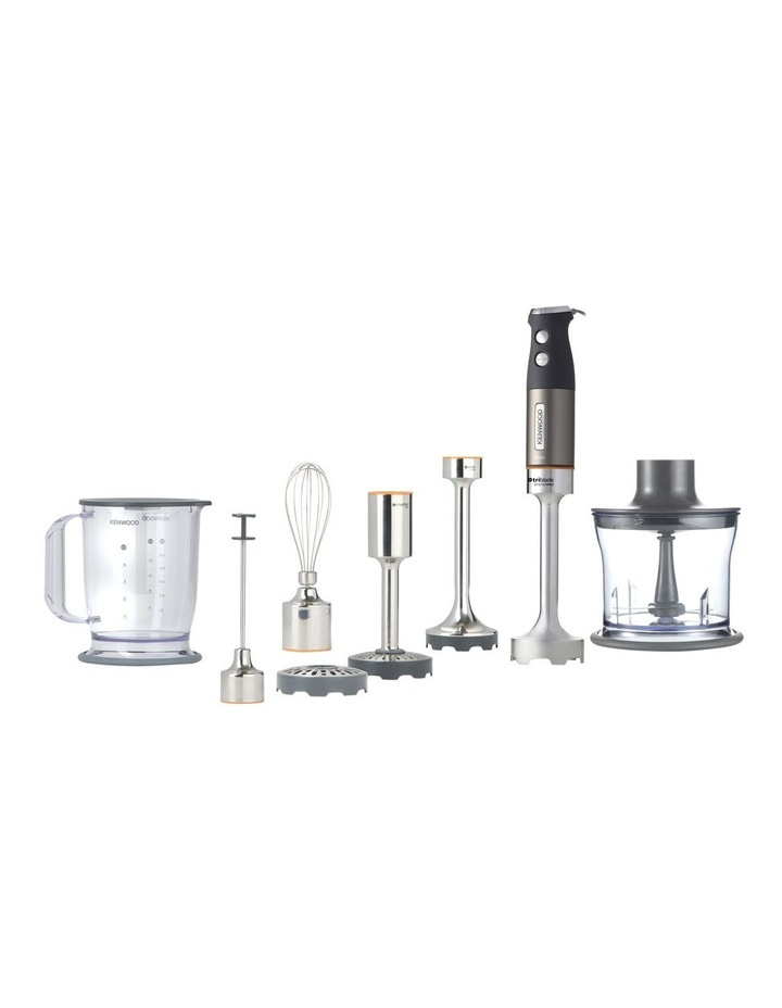 Triblade SystemPro Hand Blender Silver HDM808SI image 4
