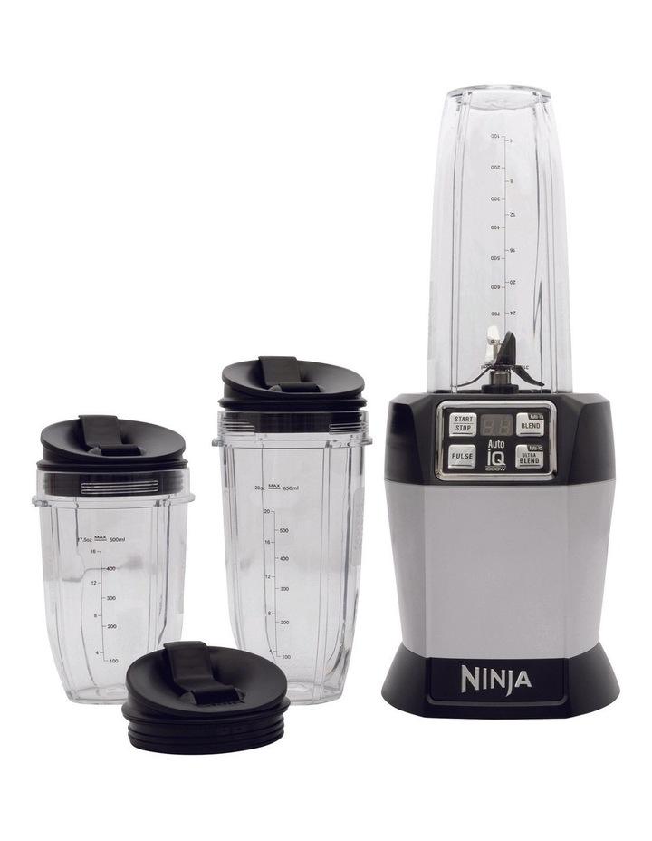 Nutri Ninja Auto-IQ Blender Silver BL480NZ image 2