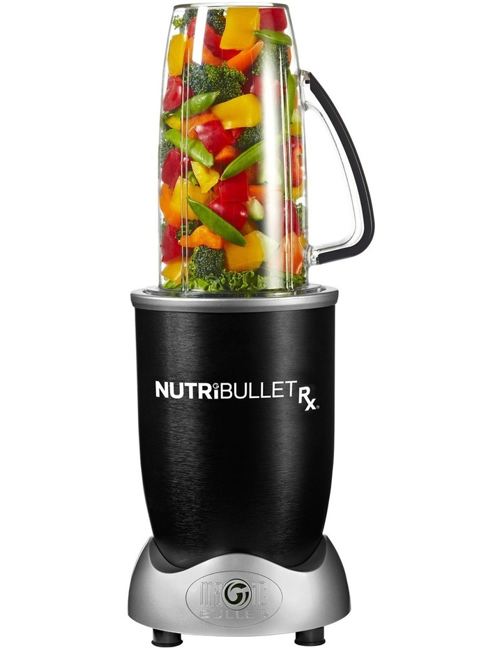 N17-1007 RX 1700 watt Superfood Nutrition Extractor: Black image 1