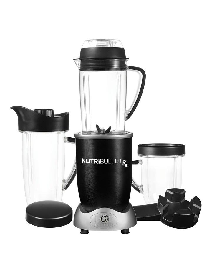 N17-1007 RX 1700 watt Superfood Nutrition Extractor: Black image 2