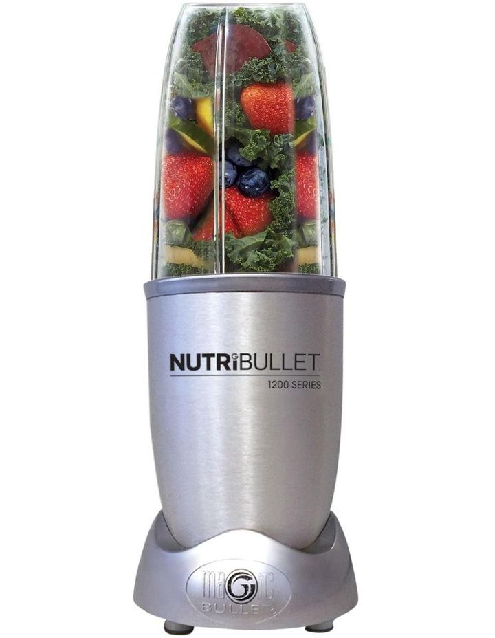 1200 Series 1200 watt 12 piece Nutrient Exractor: Silver: N12-1207 image 1
