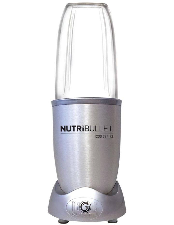 1200 Series 1200 watt 12 piece Nutrient Exractor: Silver: N12-1207 image 2