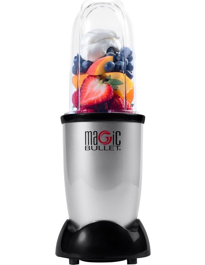 Bullet To Go Personal Blender in Silver MBR-0307 image 1