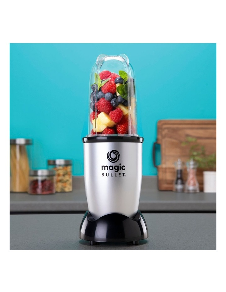 Bullet To Go Personal Blender in Silver MBR-0307 image 2