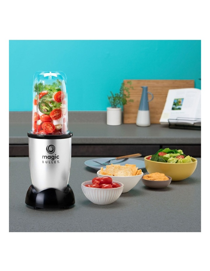 Bullet To Go Personal Blender in Silver MBR-0307 image 3