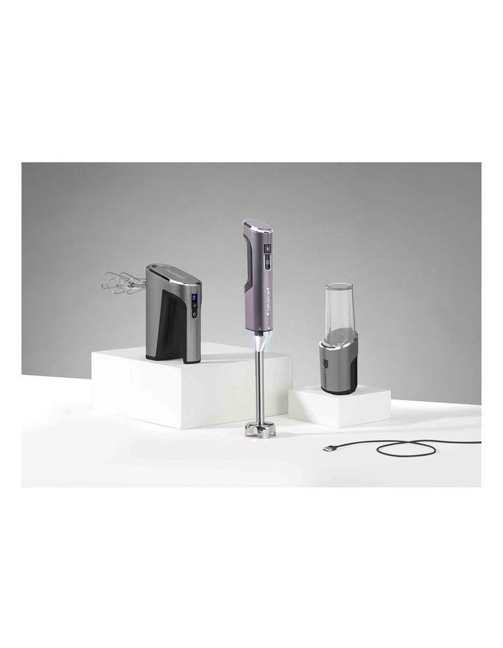 Cordless Personal Blender Silver RPB-100XA image 5
