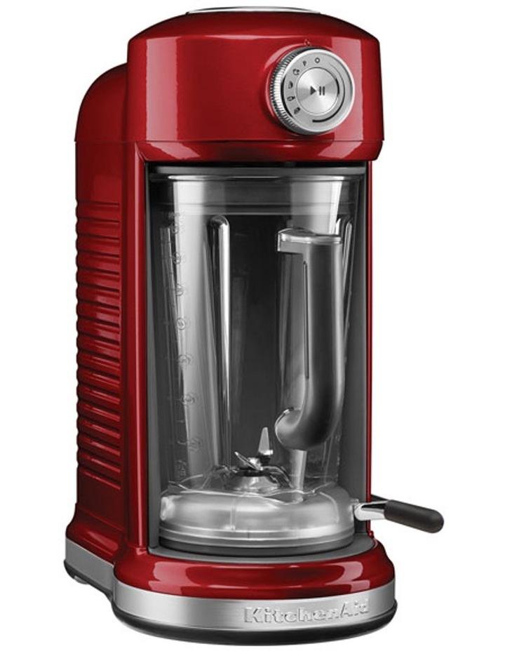 5KSB5085ACA Magnetic Drive Blender: Candy Apple Red image 1