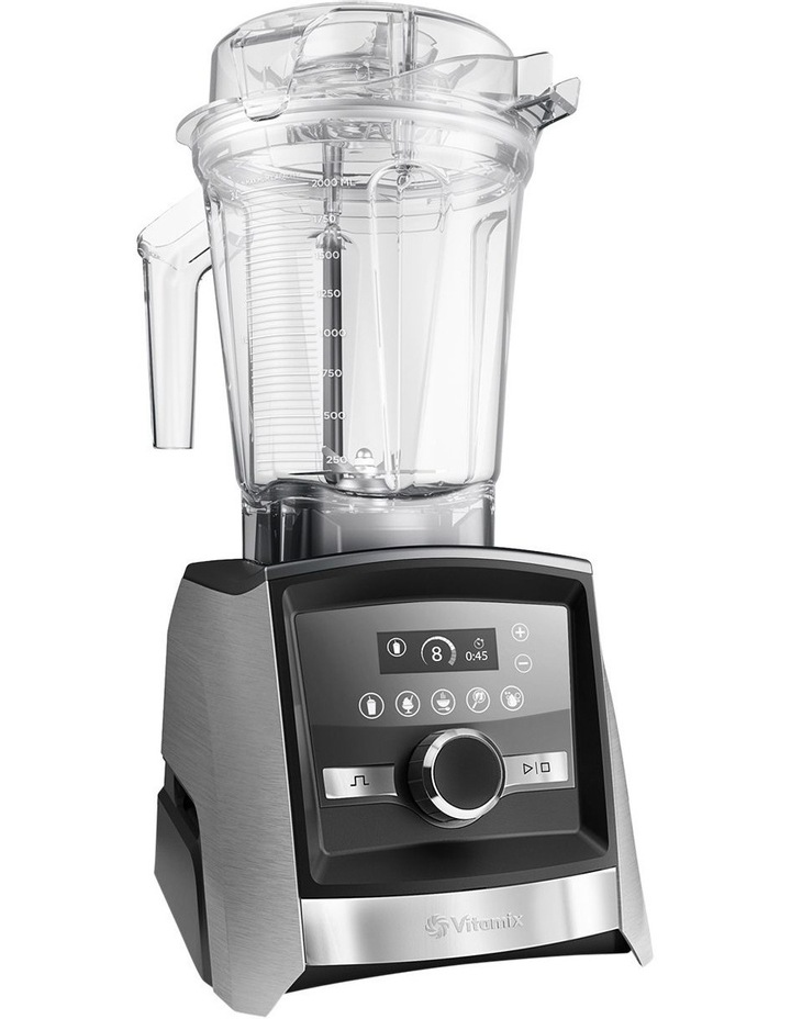 Ascent Series High Performance Blender - Brushed Stainless Finish A3500i image 2