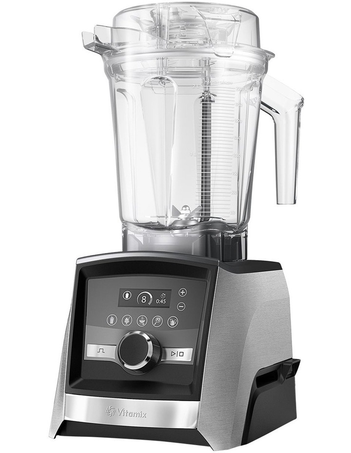 Ascent Series High Performance Blender - Brushed Stainless Finish A3500i image 3
