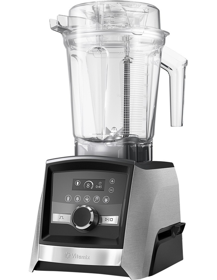 Ascent Blender A3500i - Brushed Stainless Finish image 3