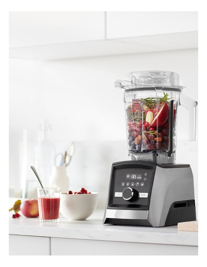 Ascent Blender A3500i - Brushed Stainless Finish image 4
