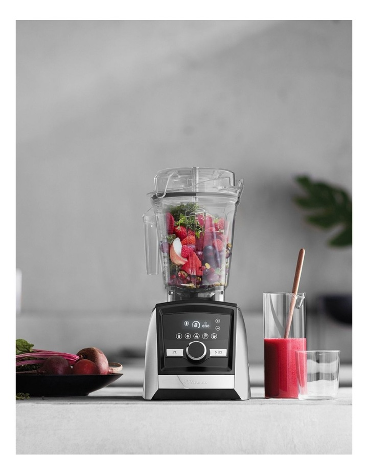 Ascent Series High Performance Blender - Brushed Stainless Finish A3500i image 5