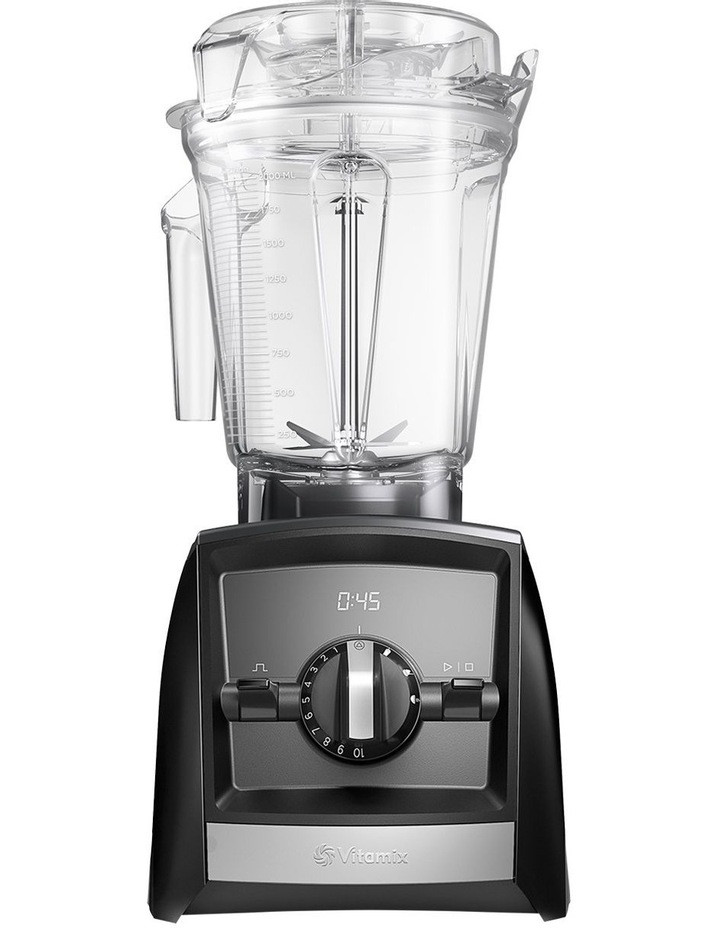 High-Performance Blender: Black A2500i image 1