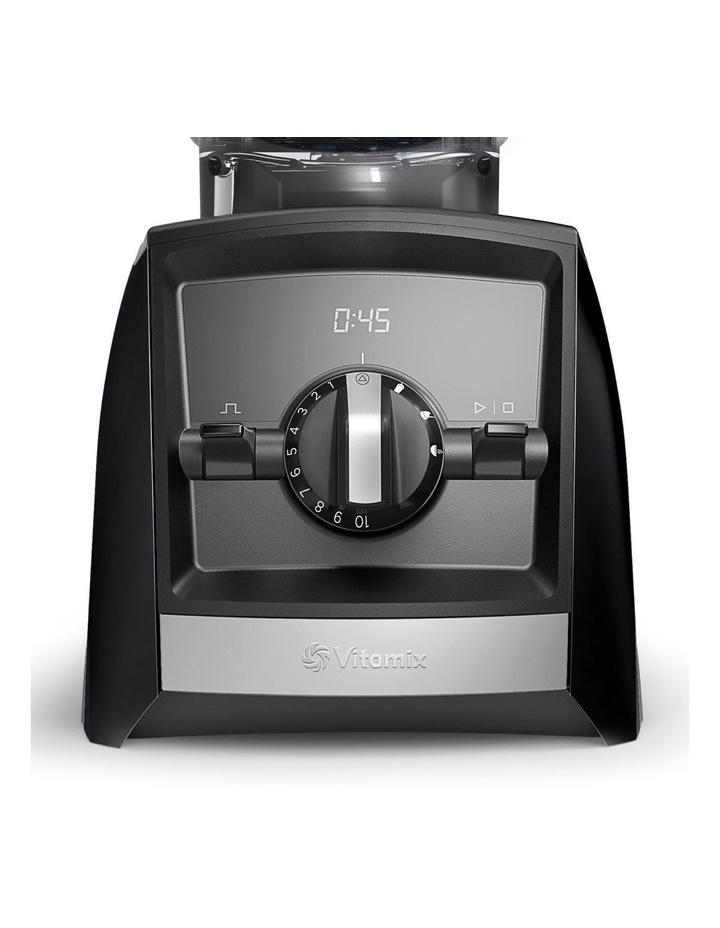 Ascent Series A2500i High Performance Blender Black image 3