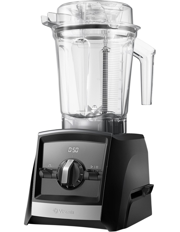 Ascent Series High-Performance Blender- Black A2300i image 3