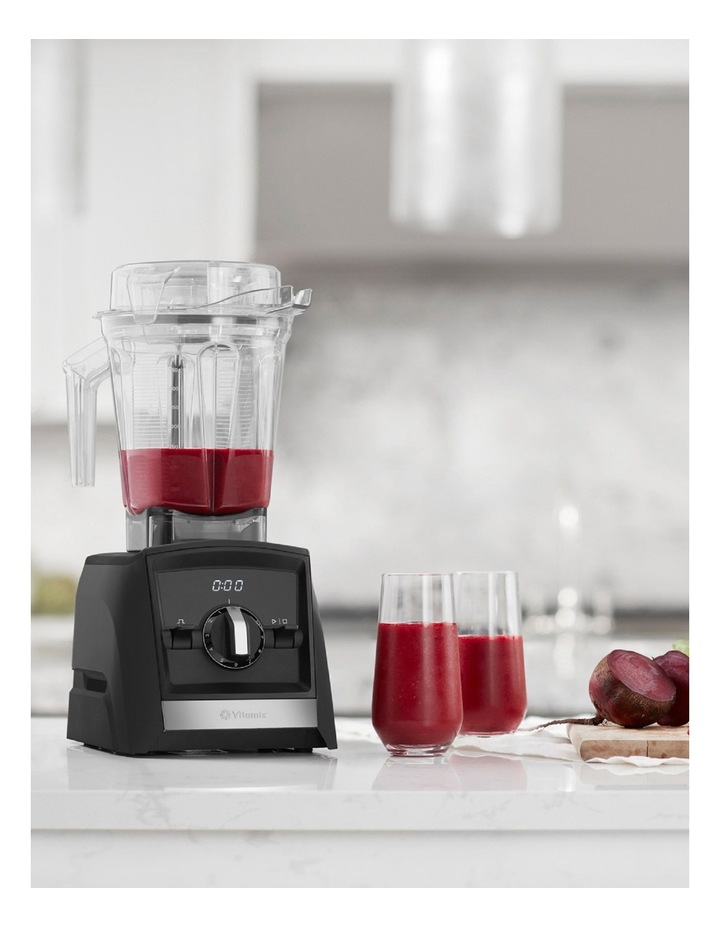 Ascent Series High-Performance Blender- Black A2300i image 4