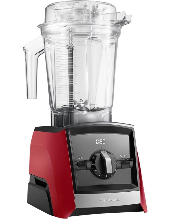 Ascent Series High-Performance Blender Blender - Red A2300i image 2