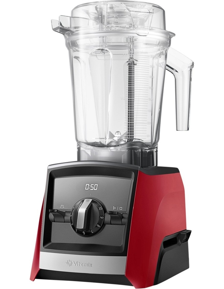 Ascent Series High-Performance Blender Blender - Red A2300i image 3