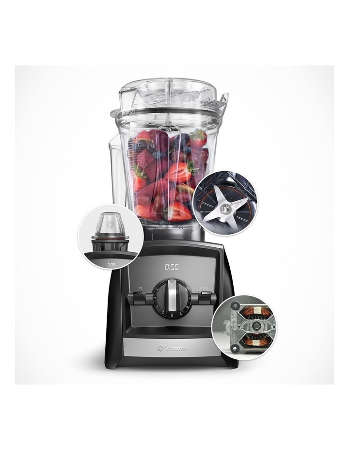 Ascent Series A2300i High Performance Blender White image 2