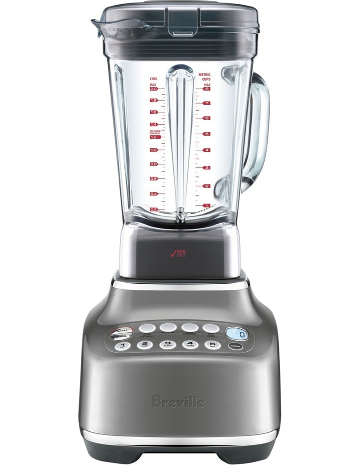 The Q Blender: Smoked Hickory BBL820SHY image 2