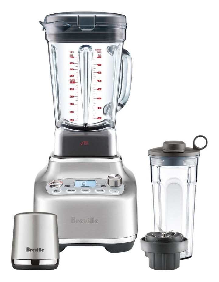 the Super Q Blender & the Vac Q Brushed Stainless Steel BBL925BSS image 1