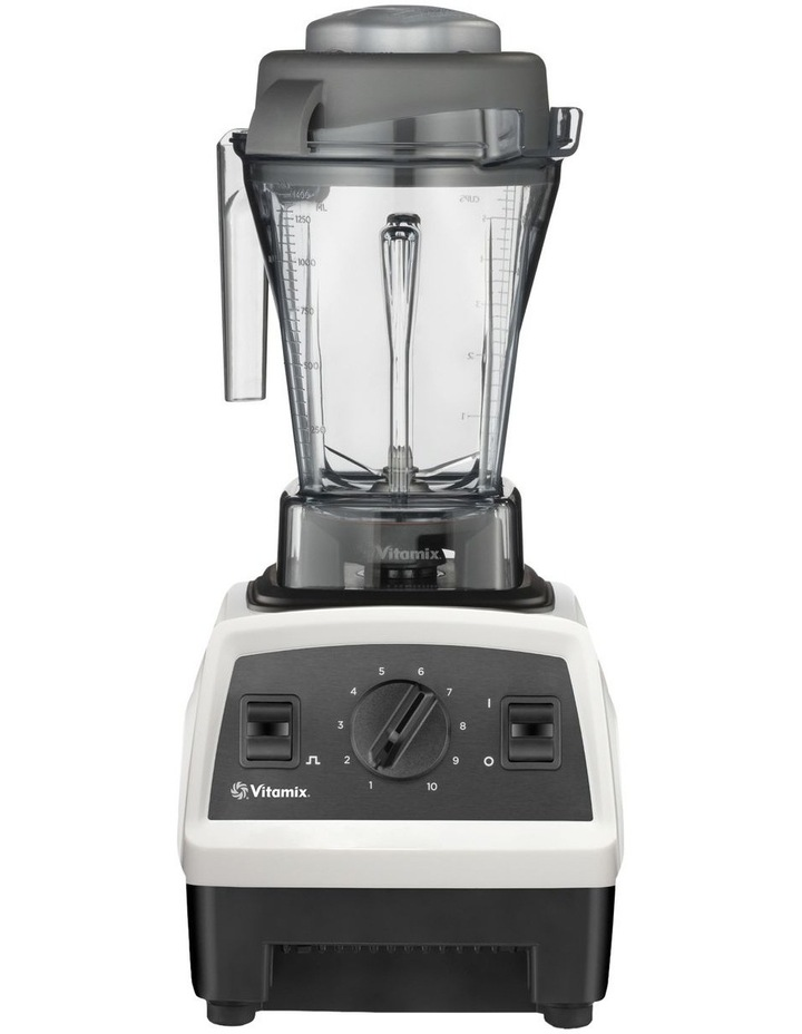 Explorian Series E310 High-Performance Blender :White image 1