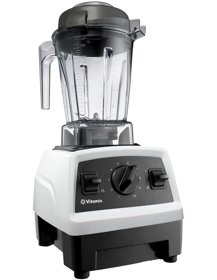 Explorian Series E310 High-Performance Blender :White image 2