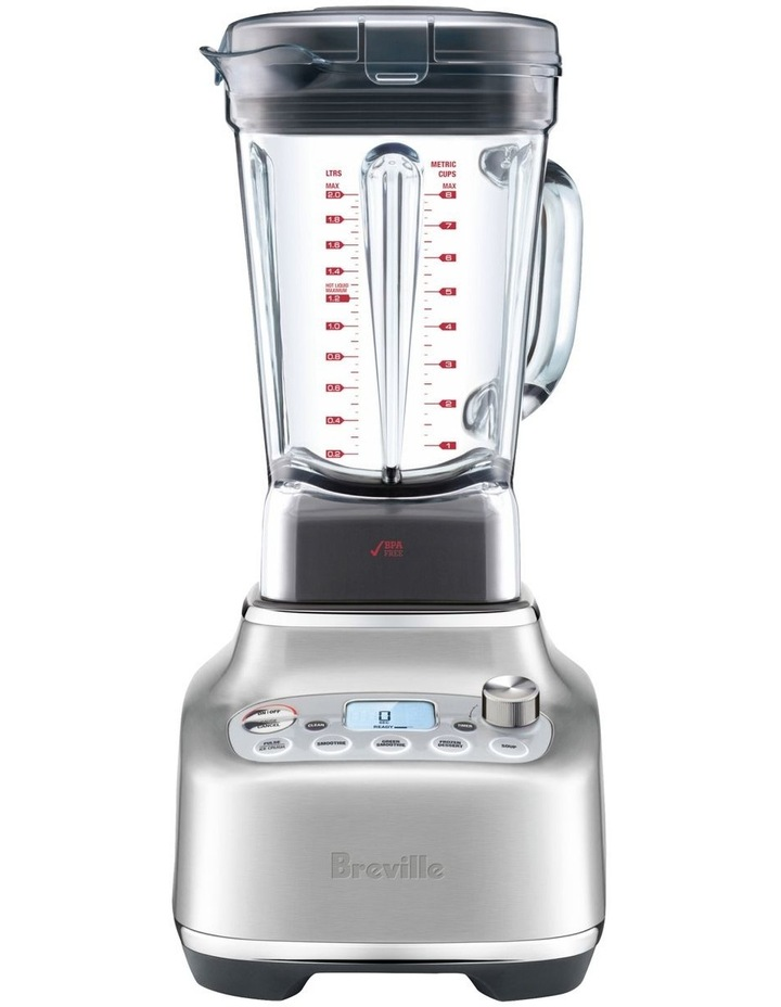 the Super Q Blender Brushed Stainless Steel BBL920BSS image 1