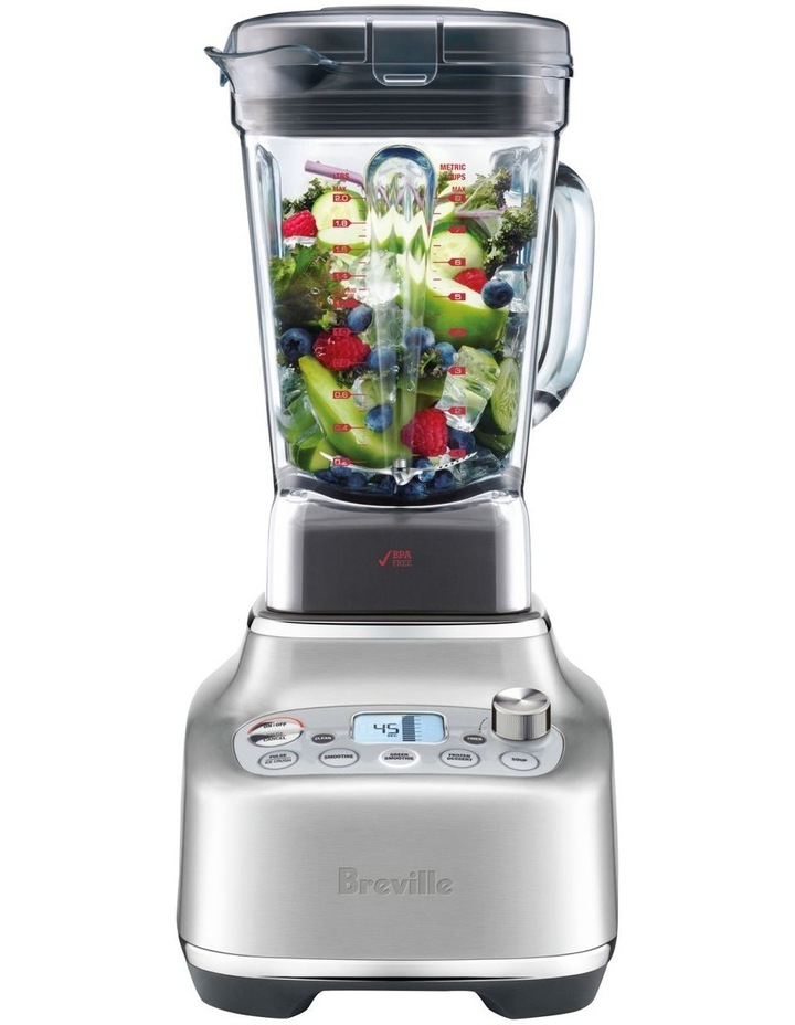 the Super Q Blender Brushed Stainless Steel BBL920BSS image 2