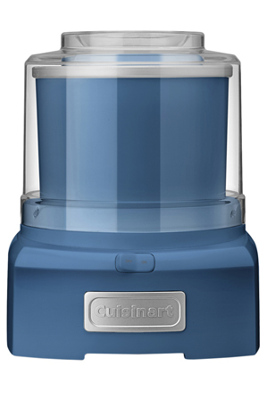 Cuisinart - Ice Cream Maker: Gumball Blue: ICE-21GBXA