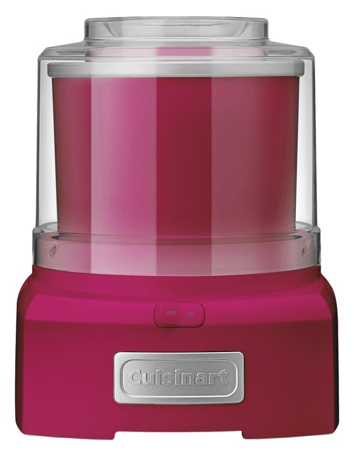 Ice Cream Maker: Candy Apple Pink: ICE-21CAXA image 1