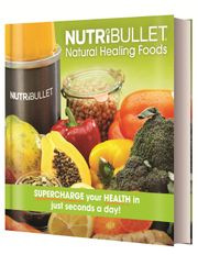 Nutribullet - NRR-1195 NutriBullet Natural Healing Foods Recipe Book