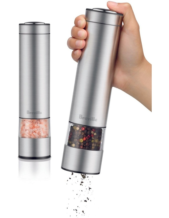 The Salt & Pepper Mills LSP200BSS image 3