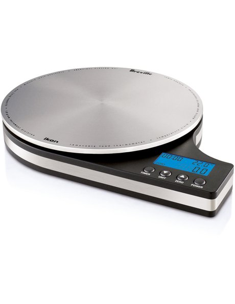 the Little Genius kitchen scales BSK500BSS image 1