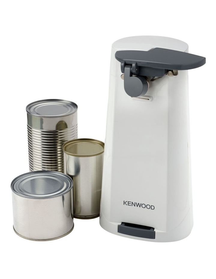 Electric Can Opener in White CAP70A0WH image 3