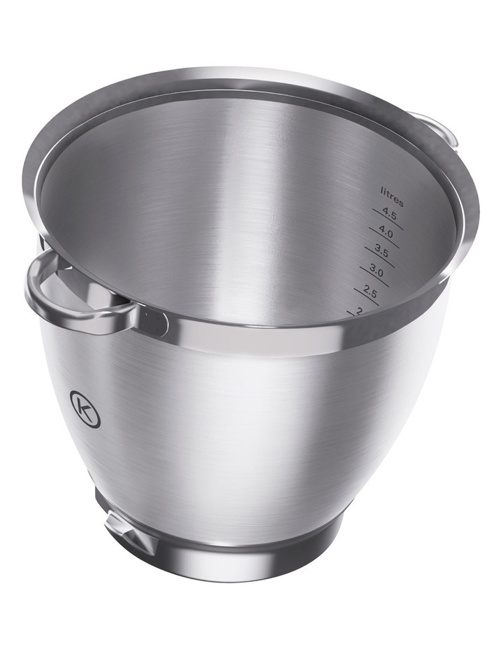 Mixing Bowl Attachment for Chef Sense XL Range Stainless Steel AW20011018 image 2