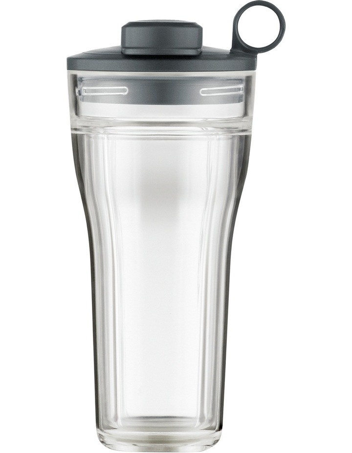 Breville Bpb100 Dual Wall Bottle for The Boss to Go Personal Blender image 1