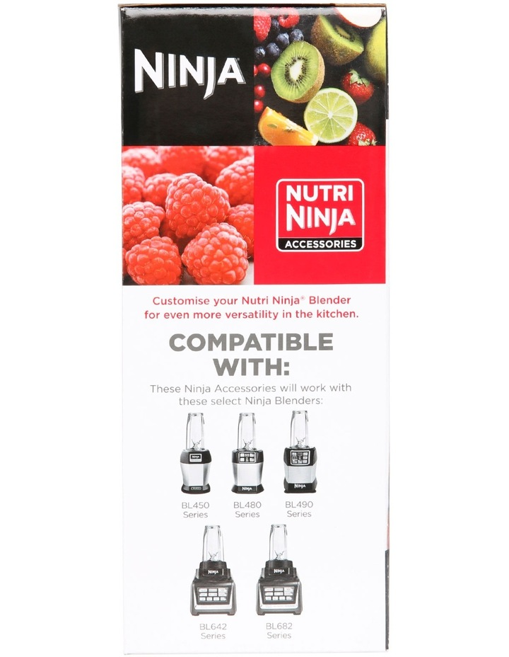 NNA_EXTRCTCUP Single Cup Attachment for Nutri Ninja image 3