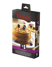 Tefal - Pancake Plates Attachment for Snack Collection
