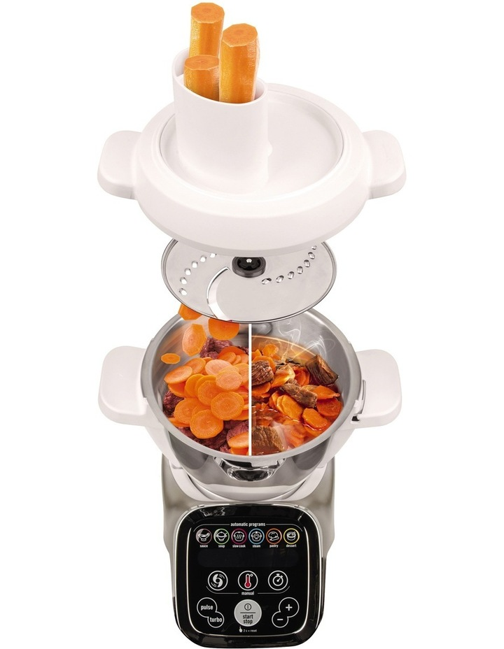 Vegetable Shredder Accessory for use with Cuisine Companion image 6