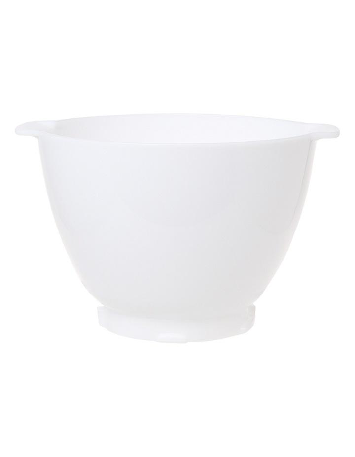 KAT540PL 4.6 litre White Poly Bowl Attachment for Chef Sense KVC5 Range image 2