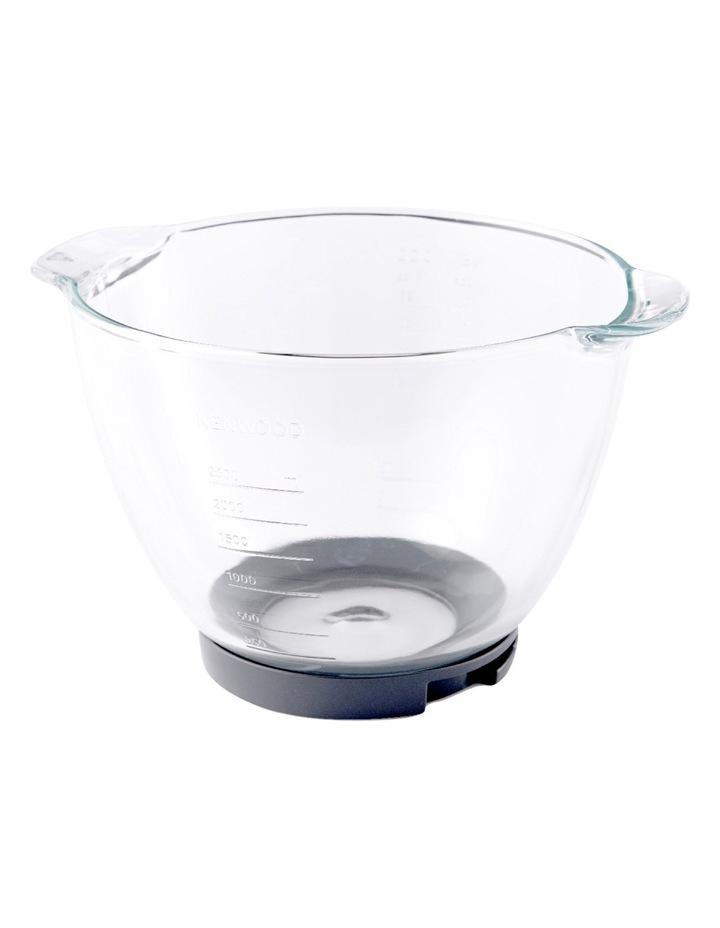 KAT550GL Glass Bowl Attachment for Chef Sense KVC5 Range image 1