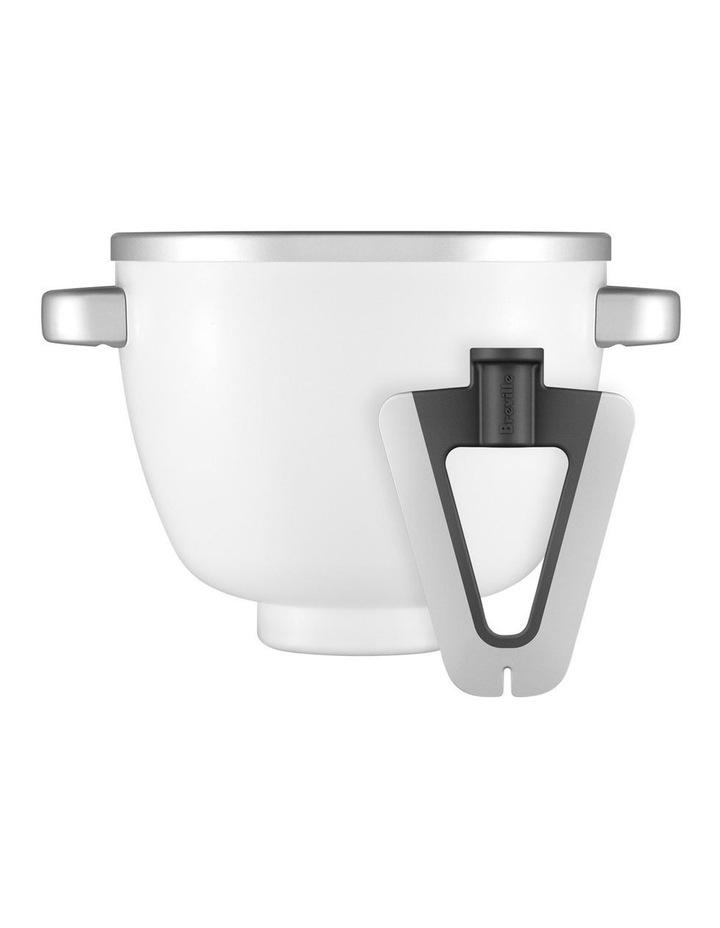 the Freeze & Mix Ice Cream Maker BEM002WHT image 1